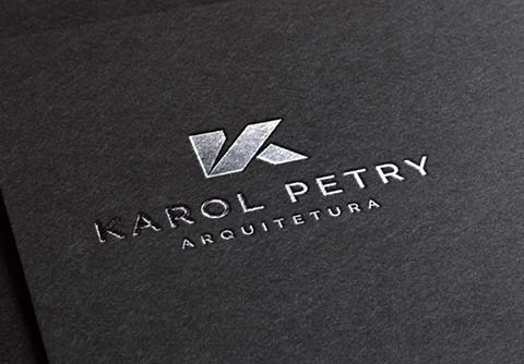 Logotipo Arquiteta Karol Petry
